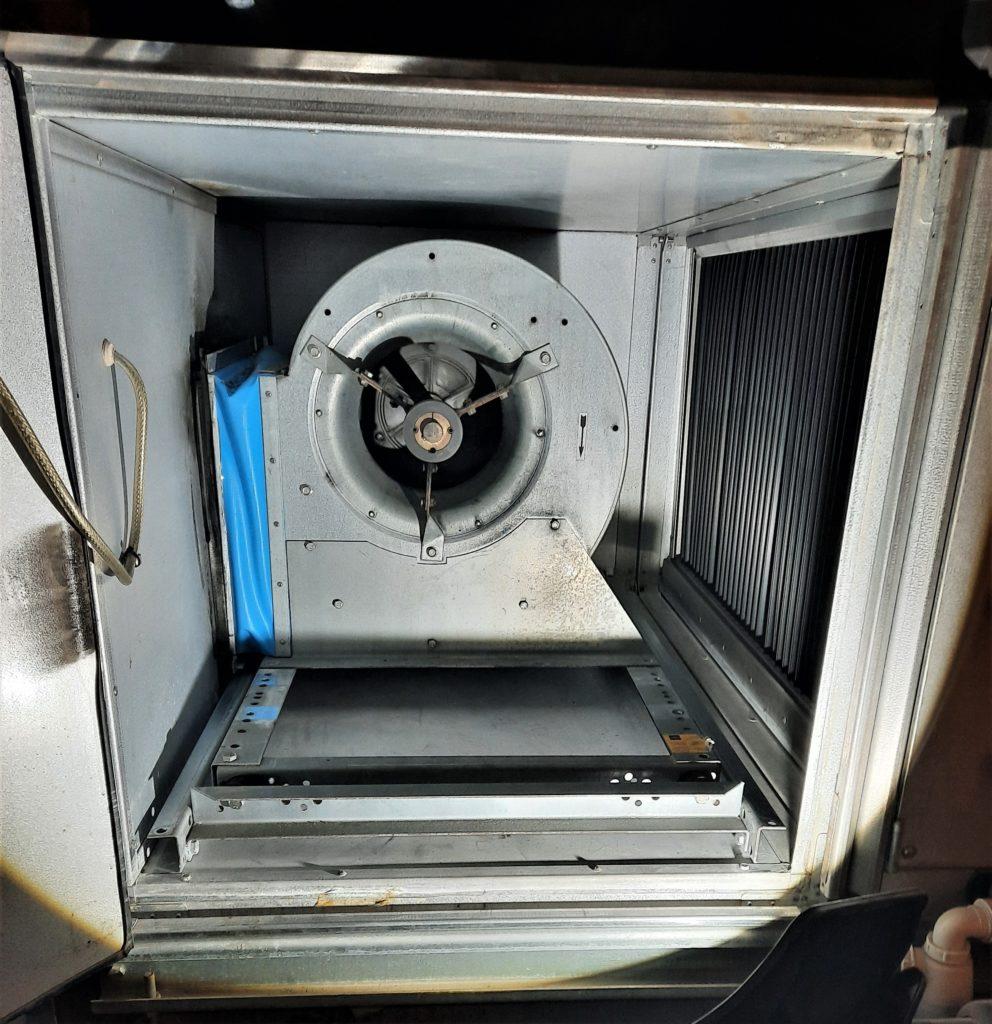 Ventilations boks 2